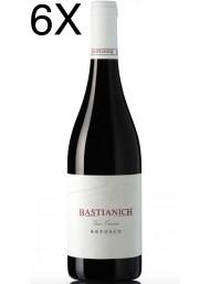 (6 BOTTLES) Bastianich - Refosco 2018 - Colli Orientali del Friuli DOC - 75cl