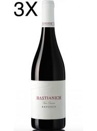 (3 BOTTLES) Bastianich - Refosco 2018 - Colli Orientali del Friuli DOC - 75cl