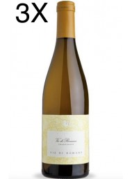 (3 BOTTIGLIE) Vie di Romans - Chardonnay 2019 - Friuli Isonzo Rive Alte DOC - 75cl
