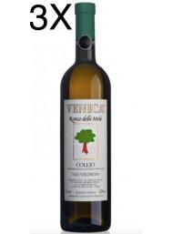 (3 BOTTLES) Venica - Ronco delle Mele 2019 - Sauvignon DOC Collio - 75cl