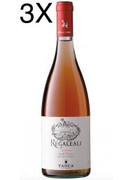 (3 BOTTLES) Tasca D' Almerita - Le Rose 2019 - Tenuta Regaleali - Terre Siciliane IGT - 75cl