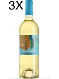(3 BOTTLES) Donnafugata - Damarino 2019 - SICILIA DOC BIANCO - 75cl