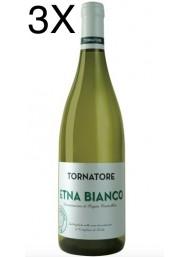 (3 BOTTIGLIE) Tornatore - Etna Bianco 2019 - DOC - 75cl