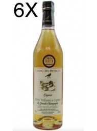 (6 BOTTLES) Francois Peyrot - Cognac alle Pere Williams - 70cl