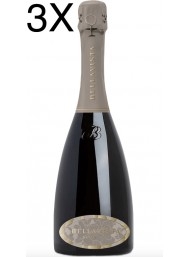 (3 BOTTIGLIE) Bellavista - Gran Cuvée Saten 2015 - Franciacorta - 75cl