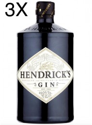 (3 BOTTLES) William Grant & Sons - Gin Hendrick's - 70cl.