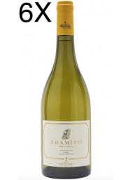 (6 BOTTIGLIE) Antinori - Bramito della Sala 2020 - Chardonnay - Castello della Sala - Umbria IGT - 75cl