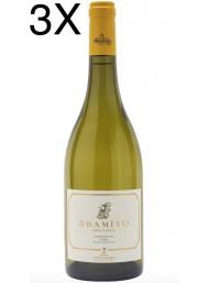 (3 BOTTIGLIE) Antinori - Bramito della Sala 2020 - Chardonnay - Castello della Sala - Umbria IGT - 75cl
