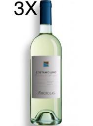 (3 BOTTLES) Argiolas - Costamolino 2020 - Vermentino di Sardegna DOC - 75cl