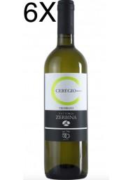 (6 BOTTIGLIE) Fattoria Zerbina - Ceregio Bianco 2019 - Romagna Trebbiano DOC  - 75cl