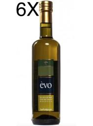 (6 BOTTIGLIE) San Patrignano - Evo - Olio Extra Vergine D'Oliva 2020 - 50cl