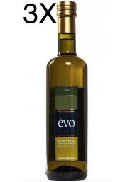 (3 BOTTIGLIE) San Patrignano - Evo - Olio Extra Vergine D'Oliva 2020 - 50cl