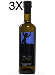 (3 BOTTLES) San Patrignano - Il Paratino - Olive Olio Extra Vergine - 50cl