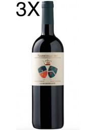 (3 BOTTIGLIE) Jacopo Biondi Santi - Sassoalloro 2012 - Toscana IGT - 75cl