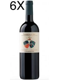 (6 BOTTLES) Jacopo Biondi Santi - Sassoalloro 2012 - Toscana IGT - 75cl