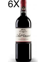 (6 BOTTLES) Castello Collemassari - Montecucco Riserva 2016 - Rosso Riserva DOC - 75cl