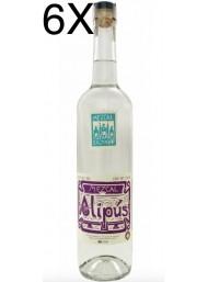 (6 BOTTLES) Alipus - Mezcal - San Baltazar - 70cl