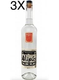 (3 BOTTLES) Alipus - Mezcal - San Juan - 70cl