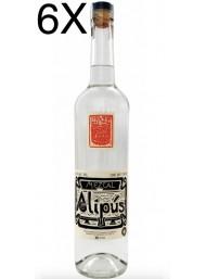 (6 BOTTLES) Alipus - Mezcal - San Juan - 70cl