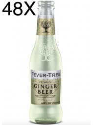 48 BOTTLES - Fever Tree - Ginger Beer - 20cl