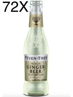 72 BOTTLES - Fever Tree - Ginger Beer - 20cl