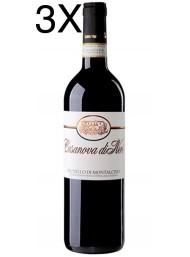 (3 BOTTLES) Casanova di Neri - Brunello di Montalcino 2015 - DOCG - 75cl