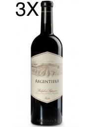 (3 BOTTIGLIE) Tenuta Argentiera - Argentiera 2016 - Bolgheri Superiore DOC - 75cl