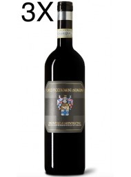 (3 BOTTIGLIE) Ciacci Piccolomini d'Aragona - Brunello di Montalcino 2013 - DOCG - 75cl