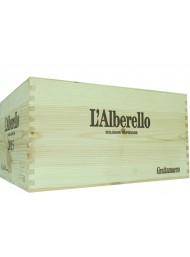 Cassetta Legno Grattamacco L'Alberello