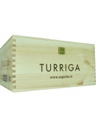 Wood Box TURRIGA