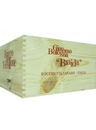 Cassetta Legno Braida Bricco dell'Uccellone