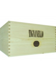 Wood Box Tignanello