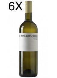 (6 BOTTIGLIE) Mandrarossa - Le Senie 2019 - Viognier - Sicilia DOC - 75cl
