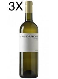 (3 BOTTIGLIE) Mandrarossa - Le Senie 2019 - Viognier - Sicilia DOC - 75cl