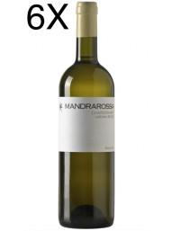 (6 BOTTIGLIE) Mandrarossa - Laguna Secca 2019 - Chardonnay - Sicilia DOC - 75cl