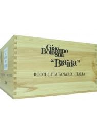 Cassetta Legno Braida Bricco della bigotta