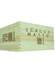 Wood Box SCACCO MATTO