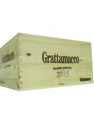 Wood Box Grattamacco