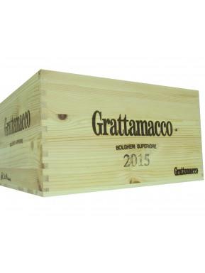 Cassetta Legno Grattamacco