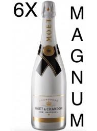 (6 BOTTIGLIE) Moët & Chandon - Ice Impérial - Magnum - Champagne