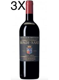 (3 BOTTIGLIE) Biondi Santi - Brunello di Montalcino 2013 - 75cl
