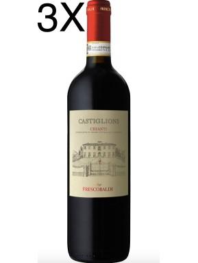 (3 BOTTIGLIE) Frescobaldi - Castiglioni 2018 - Chianti DOCG - 75cl