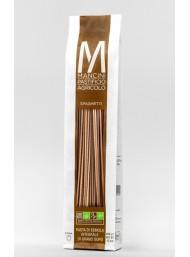(6 CONFEZIONI X 500g) Pasta Mancini - Spaghetti Integrali