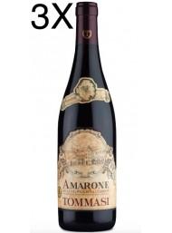 (3 BOTTLES) Tommasi - Amarone 2015 - Amarone della Valpolicella Classico DOCG - 75cl