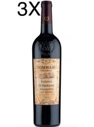 (3 BOTTLES) Tommasi - Ca' Florian 2011 - Amarone della Valpolicella Classico Riserva DOCG  - 75cl