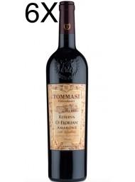 (6 BOTTLES) Tommasi - Ca' Florian 2011 - Amarone della Valpolicella Classico Riserva DOCG  - 75cl