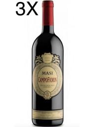 (3 BOTTIGLIE) Masi - Campofiorin 2016 - Rosso del Veronese IGT - 75cl