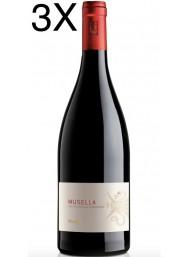 (3 BOTTLES) Musella - Valpolicella Superiore 2017 - DOC - 75cl