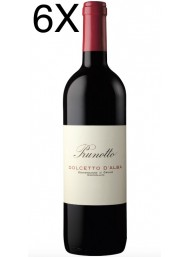 (6 BOTTLES) Prunotto - Dolcetto d'Alba 2018 - DOC - 75cl