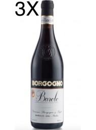 (3 BOTTLES) Borgogno - Barolo 2015 - DOCG - 75cl